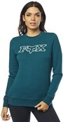 Fox Clothing Fheadx Crew Womens Fleece
