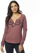 Fox Clothing Thorn Airline Womens Long Sleeve Top