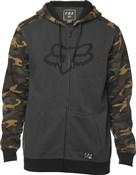 Fox Clothing Destrakt Zip Fleece / Hoodie