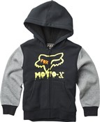 Fox Clothing Supercharged Sherpa Youth Zip Hoodie