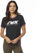 Fox Clothing Race Team Crop Womens Top