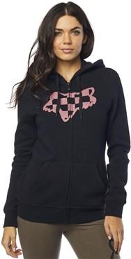 8d6474baffd Fox Clothing Check Head Zip Womens Fleece