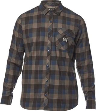 Fox Clothing Rowan Stretch Flannel Shirt