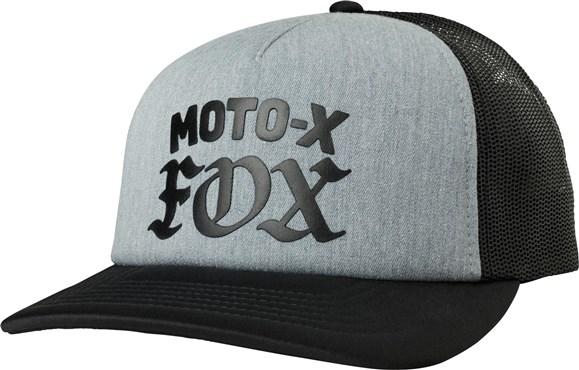 Fox Clothing Moto X Trucker Womens Hat