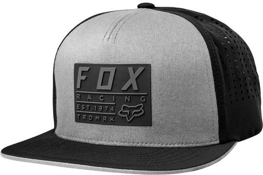Fox Clothing Redplate Tech Snapback Hat