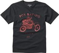 Fox Clothing Brigade Youth Short Sleeve Tee