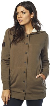 Fox Clothing Rage Sherpa Womens Fleece   item_misc