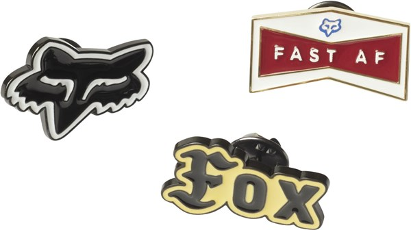 Fox Clothing Flat Track Pin Pack Womens | Track