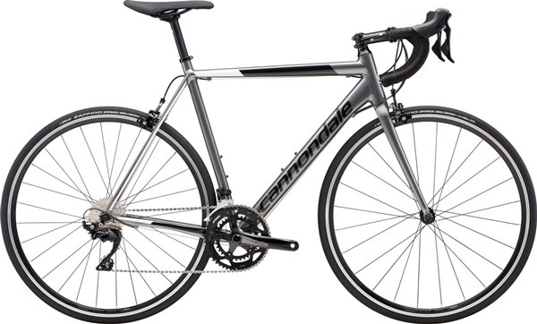 Cannondale CAAD OPTIMO 105 Roadbike - charcoal gray | Road bikes
