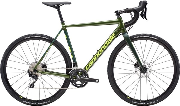 Cannondale CAADX 105 2019 - Cyclocross Bike | Cross