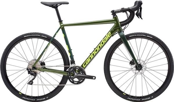 Cannondale CAADX 105 2019 - Cyclocross Bike | Racercykler