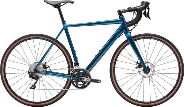 Cannondale CAADX 105 SE 2019 - Cyclocross Bike | Racercykler