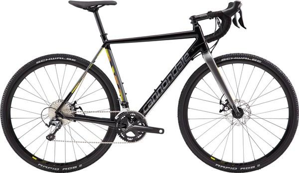Cannondale CAADX Tiagra 2019 - Cyclocross Bike