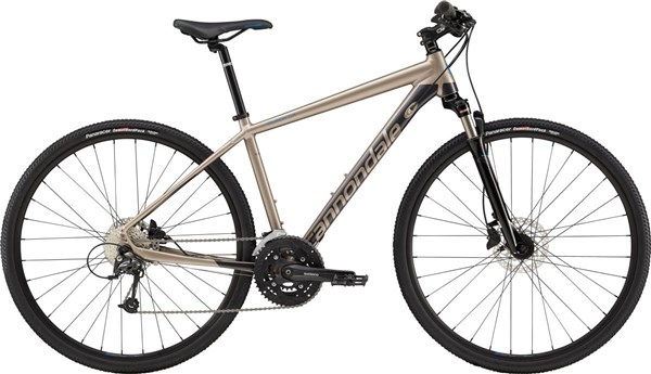 Cannondale Quick CX 3 2019 - Hybrid Sports Bike