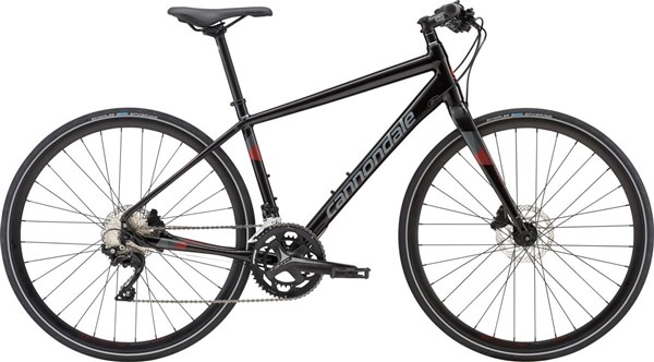 Cannondale Quick Disc 1 Womens 2019 - Hybrid Sports Bike