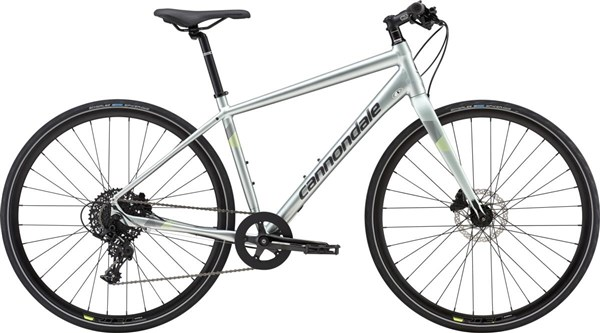 Cannondale Quick Disc 2 2019 - Hybrid Sports Bike | City