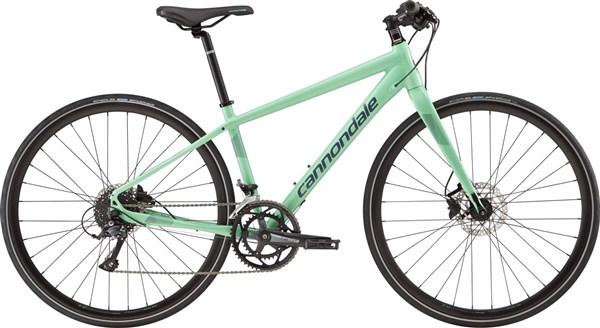 Cannondale Quick Disc 3 Womens 2019 - Hybrid Sports Bike