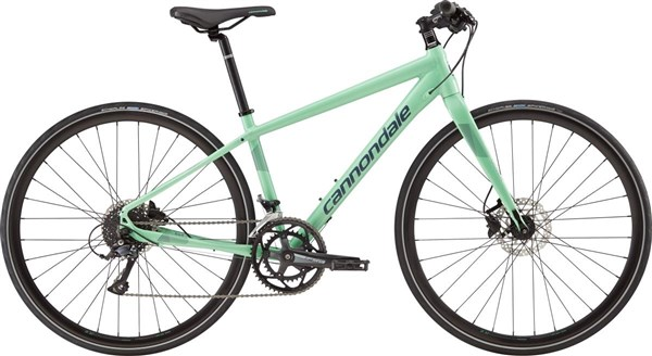 Cannondale Quick Disc 3 Womens 2019 - Hybrid Sports Bike