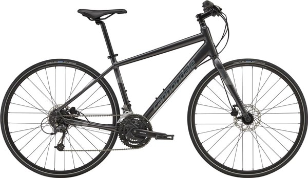 Cannondale Quick Disc 4 2019 - Hybrid Sports Bike | City