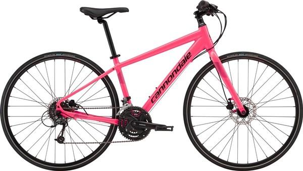 Cannondale Quick Disc 4 Womens 2019 - Hybrid Sports Bike