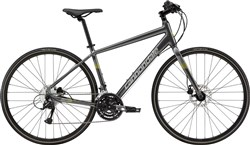 Cannondale Quick Disc 5 2019 - Hybrid Sports Bike