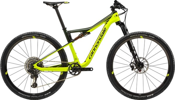 "Cannondale Scalpel-Si World Cup 27.5""/29er Mountain Bike 2019 - XC Full Suspension MTB 