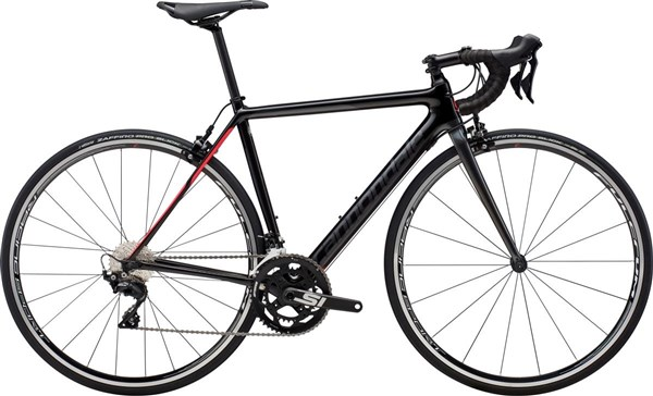 Cannondale SuperSix EVO 105 Womens 2019 - Road Bike | Road bikes