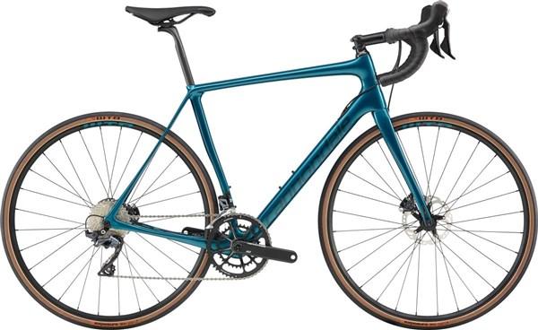 Cannondale Synapse Carbon Disc Ultegra SE 2019 - Road Bike   Racercykler