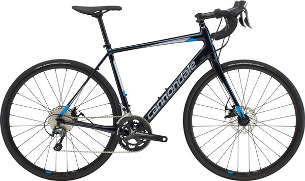 Cannondale Synapse Disc Tiagra 2019 - Road Bike