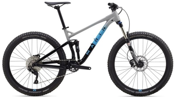 "Marin Hawk Hill 1 27.5"" Mountain Bike 2020 - Trail Full Suspension MTB"