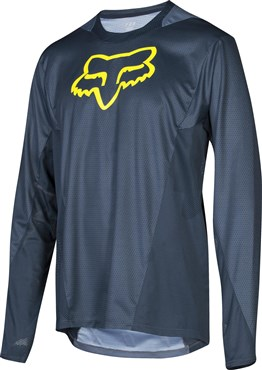 Fox Clothing Demo Youth Long Sleeve Jersey