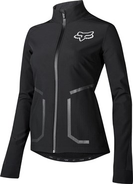 Fox Clothing Attack Fire Womens Jacket
