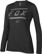 Fox Clothing Ripley Womens Long Sleeve Jersey