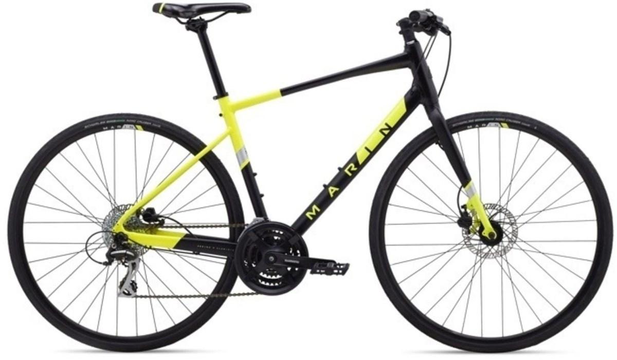 Marin Fairfax 2 2020 - Hybrid Sports Bike | City-cykler