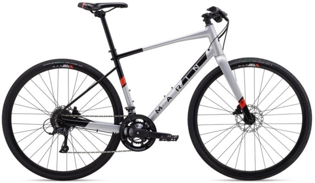 Marin Fairfax 3 2020 - Hybrid Sports Bike | City-cykler