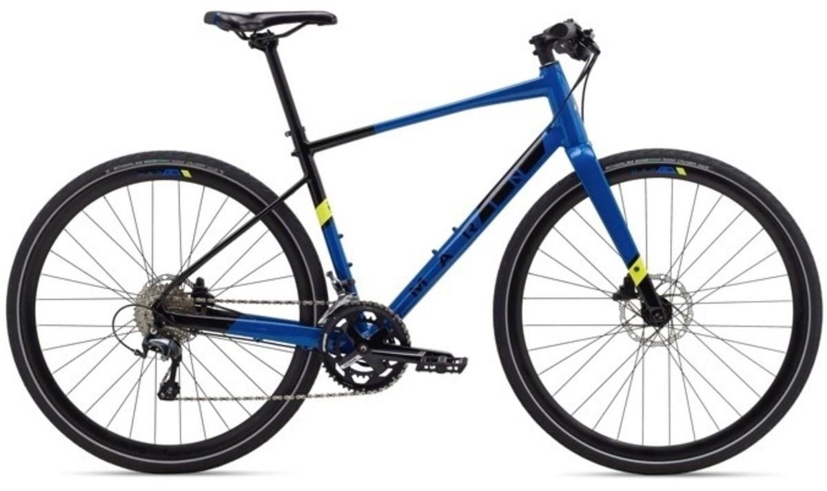 Marin Fairfax 4 2020 - Hybrid Sports Bike | City-cykler