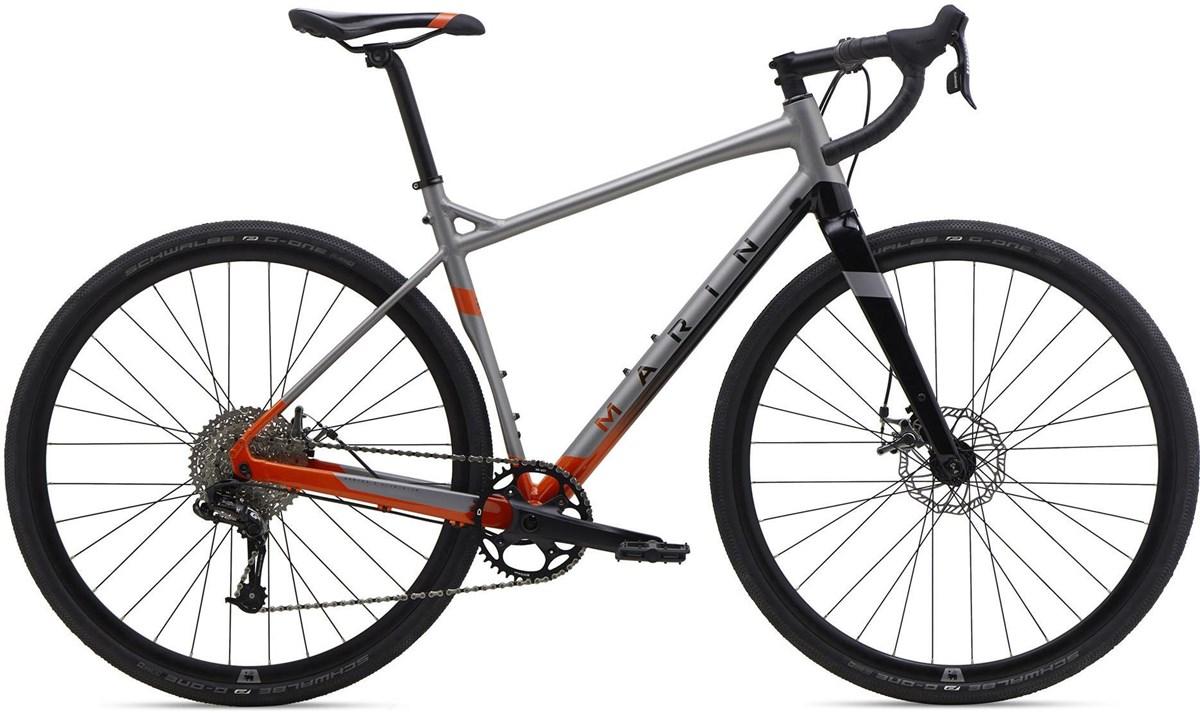 Marin Gestalt X10 2020 - Gravel Bike | Racercykler