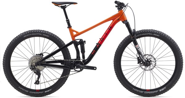 """Marin Hawk Hill 3 27.5"""" Mountain Bike 2019 - Trail Full Suspension MTB"""