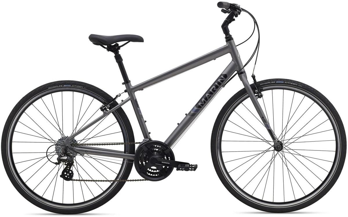 Marin Larkspur CS2 2020 - Hybrid Sports Bike | City-cykler