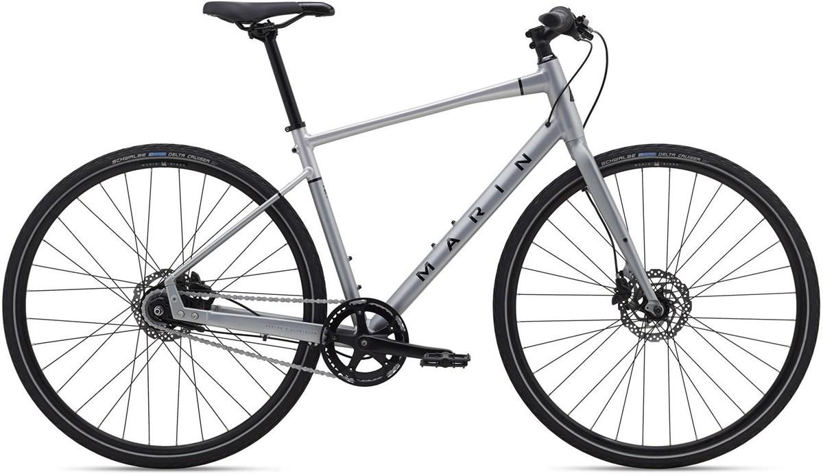Marin Presidio 2 2020 - Hybrid Sports Bike | City-cykler