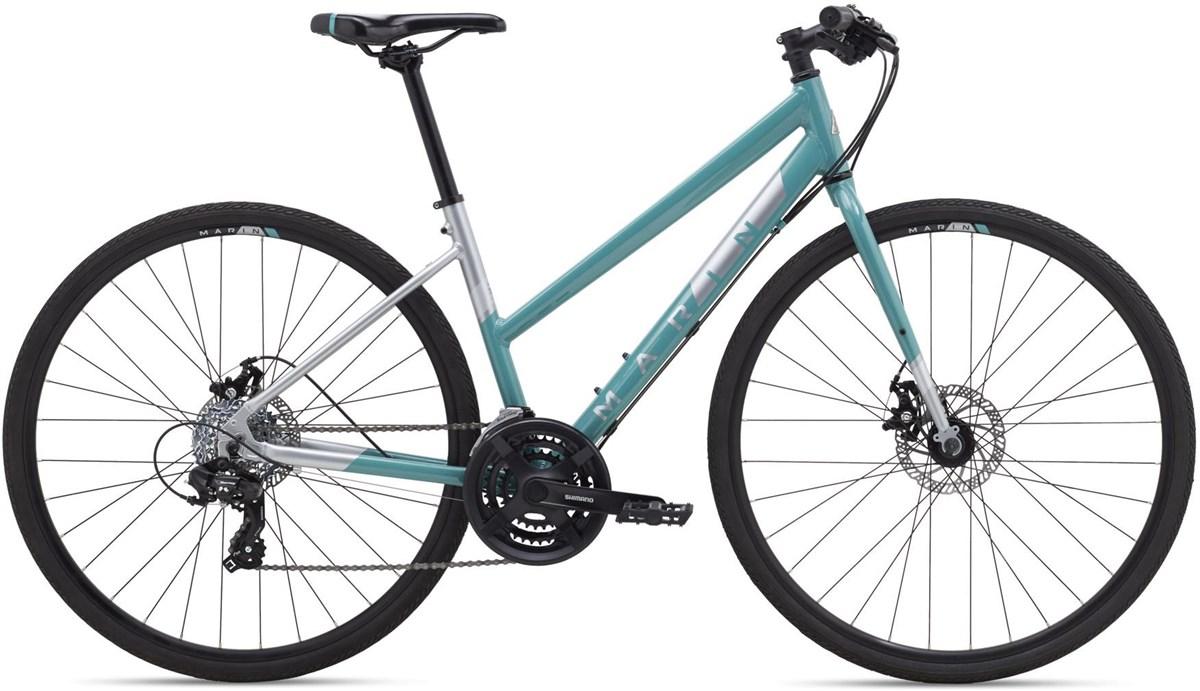 Marin Terra Linda 1 2020 - Hybrid Sports Bike | City-cykler