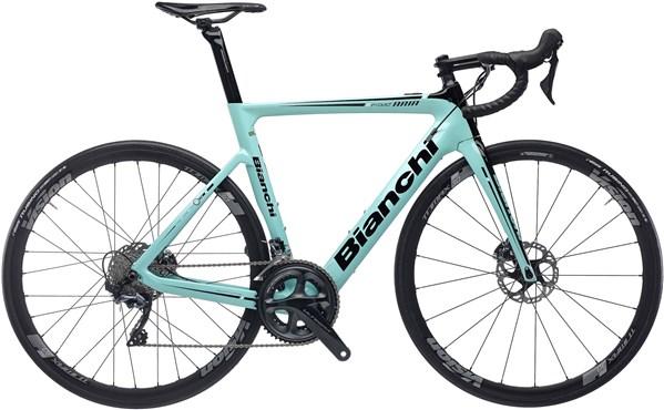 Bianchi Aria E-Road 2019 - Electric Road Bike