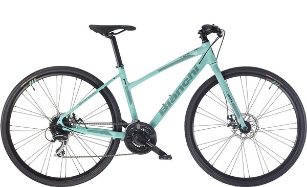Bianchi C-Sport 1 Dama Womens 2019 - Hybrid Sports Bike