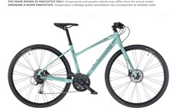 Bianchi C-Sport 2.5 Dama Womens 2019 - Hybrid Sports Bike
