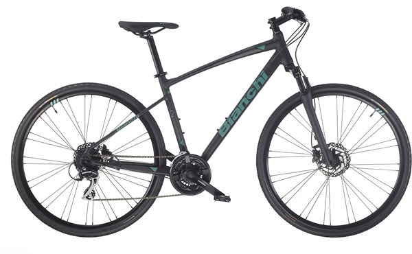 Bianchi C-Sport Cross 2.5 2019 - Hybrid Sports Bike