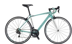 Product image for Bianchi Dama Bianca Infinito CV Ultegra Womens 2019 - Road Bike