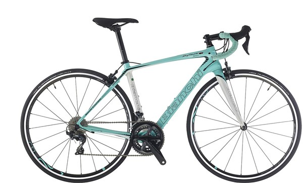 Bianchi Dama Bianca Infinito CV Ultegra Womens 2019 - Road Bike