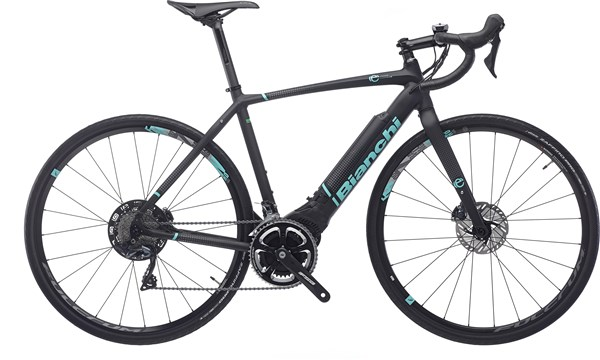 Bianchi Impulso E-Road 2019 - Electric Road Bike