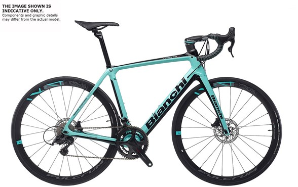 Bianchi Infinito CV Disc Potenza 2019 - Road Bike