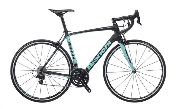 Bianchi Infinito CV Potenza 2019 - Road Bike | Racercykler
